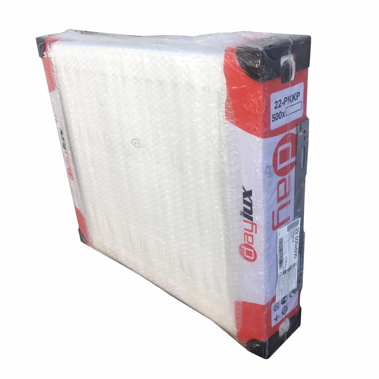 Сталевий радіатор тип 22 600*500 daylux