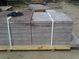 Плитка Капустянского месторождения термо 30 мм