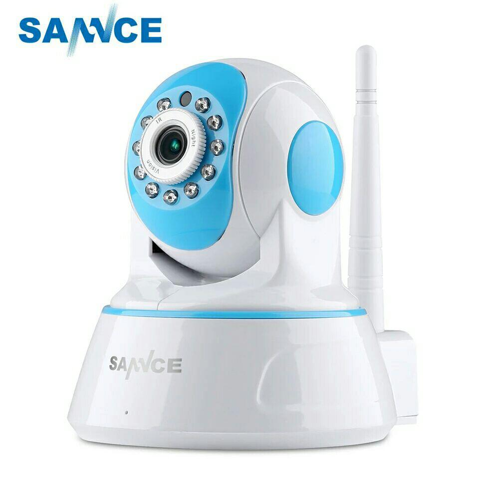 IP камера безопасности 1080Р SANNCE I41ED. iCsee.