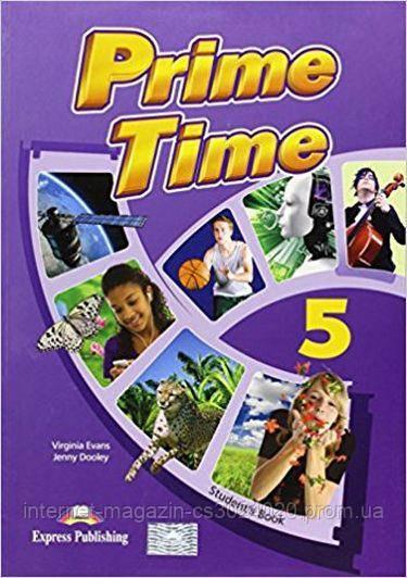 Prime Time 5 SB ISBN: 9781471503214