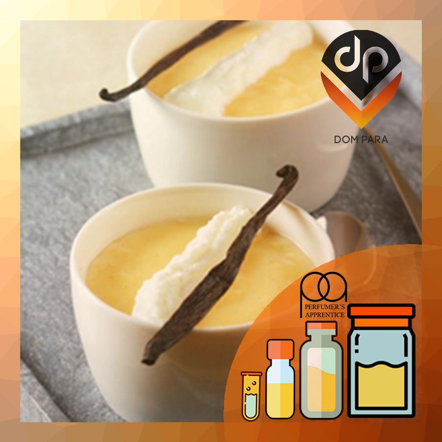 Ароматизатор TPA\TFA Vanilla Custard| Ванильный заварной крем