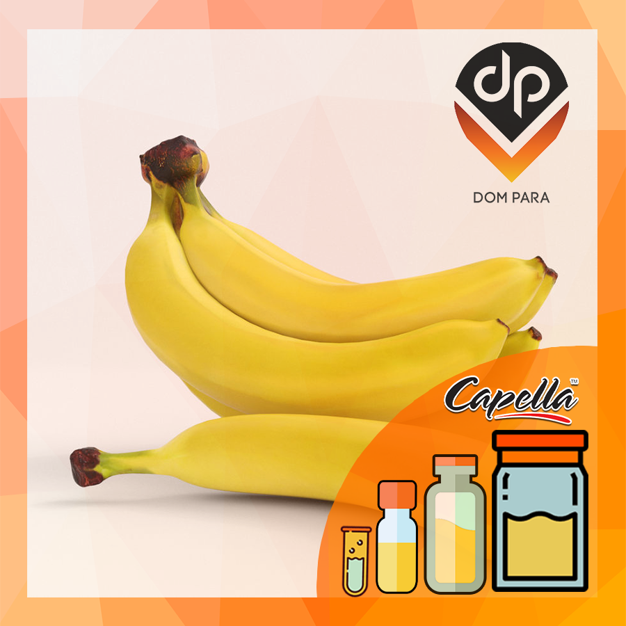 Ароматизатор Capella Banana| Банан