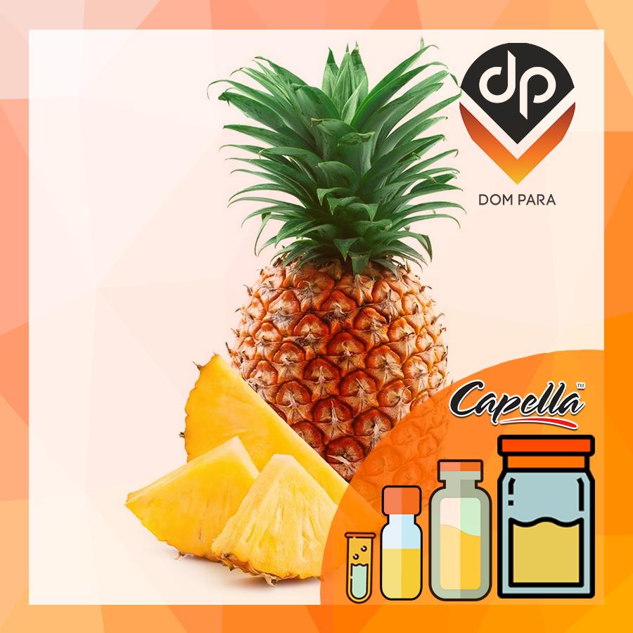 Ароматизатор Capella  Golden Pineapple  | Золотой ананас