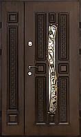 Двери входные Вип дуб бронзовый патинированый 903 (Ш 1200)