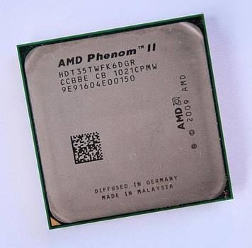Процессор AMD Phenom II X6 Thuban 1035T 2.6GHz/6M/2000 (HDT35TWFK6DGR) AM3, tray