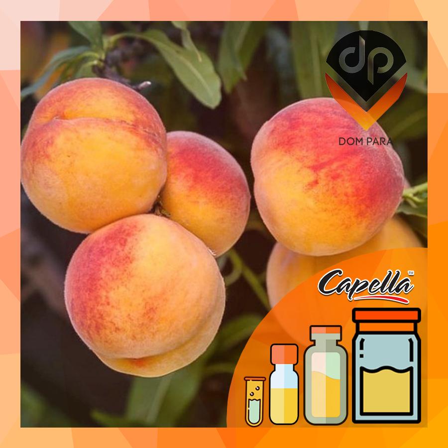 Ароматизатор Capella  Juicy Peach  | Сочный персик
