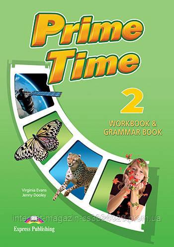 PRIME TIME 2 WORKBOOK  & GRAMMAR (INTERNATIONAL) ISBN: 9781780984469