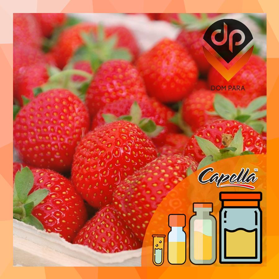 Ароматизатор Capella Sweet Strawberry| Сладкая Клубника
