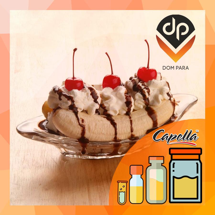 Ароматизатор Capella  Banana Split  | Банановый десерт