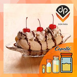 Ароматизатор Capella Banana Split| Банановый десерт