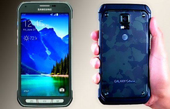 Смартфон Samsung Galaxy S6 Active