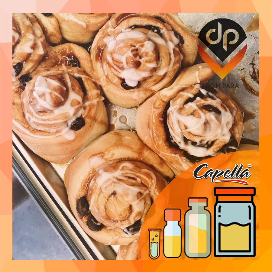Ароматизатор Capella Cinnamon Danish Swirl| Булочка с корицей