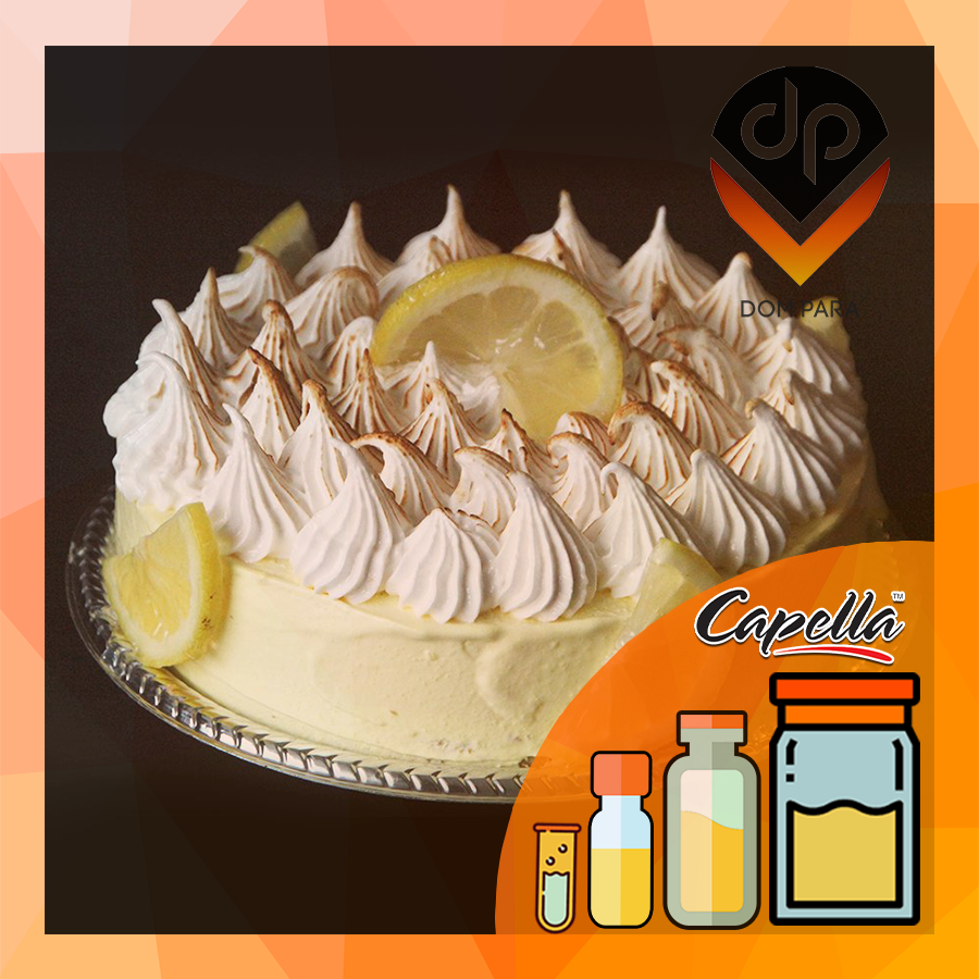 Ароматизатор Capella Lemon Meringue Pie| Лимонный пирог с безе