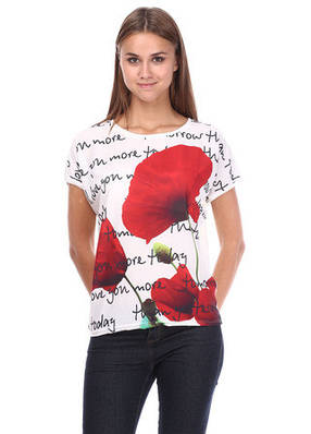 Женская блуза батал