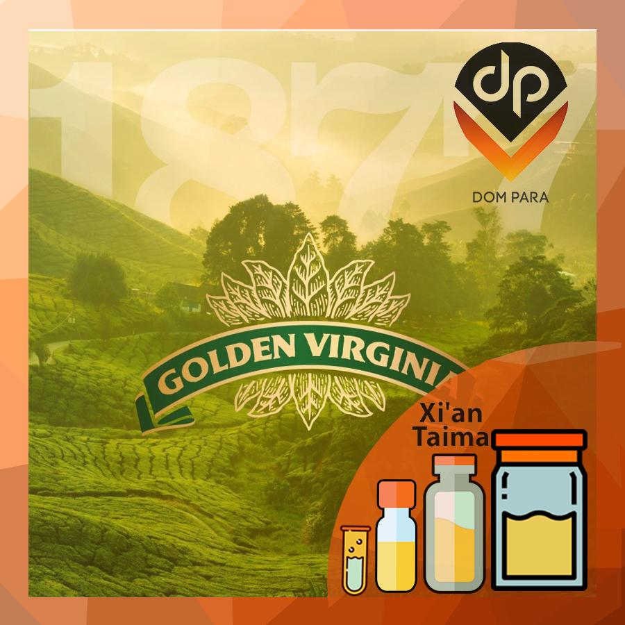 Ароматизатор Xi`an Taima Golden Virginia| Золотая вирджиния