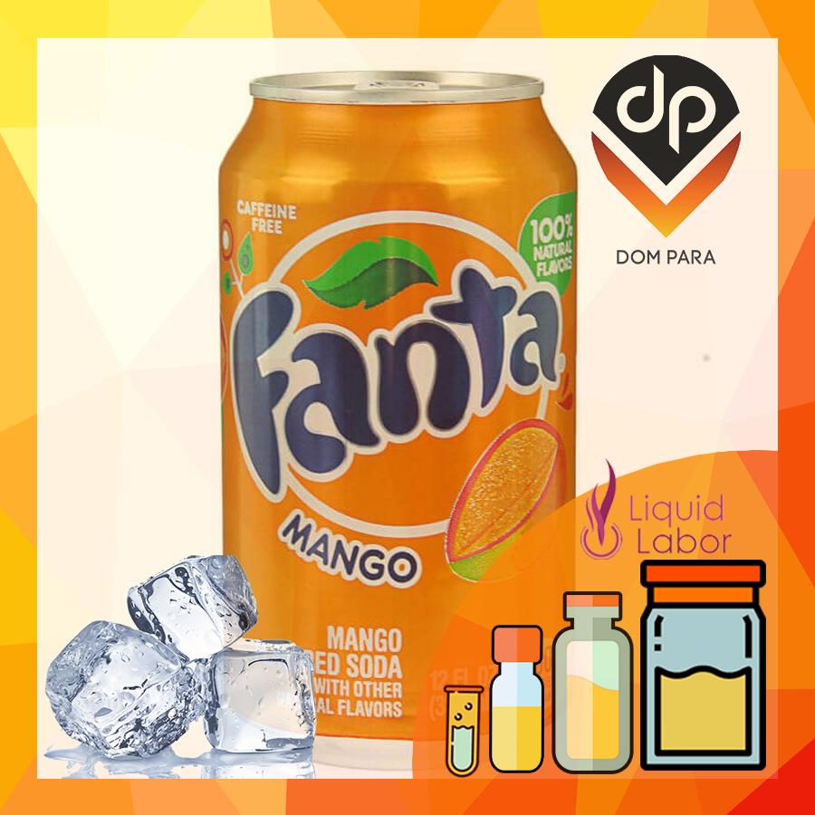 Ароматизатор Liquid Labor Mango Fantasia  Манго фантазия