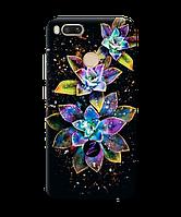 Чехол на Xiaomi Mi A1 Magical flowers