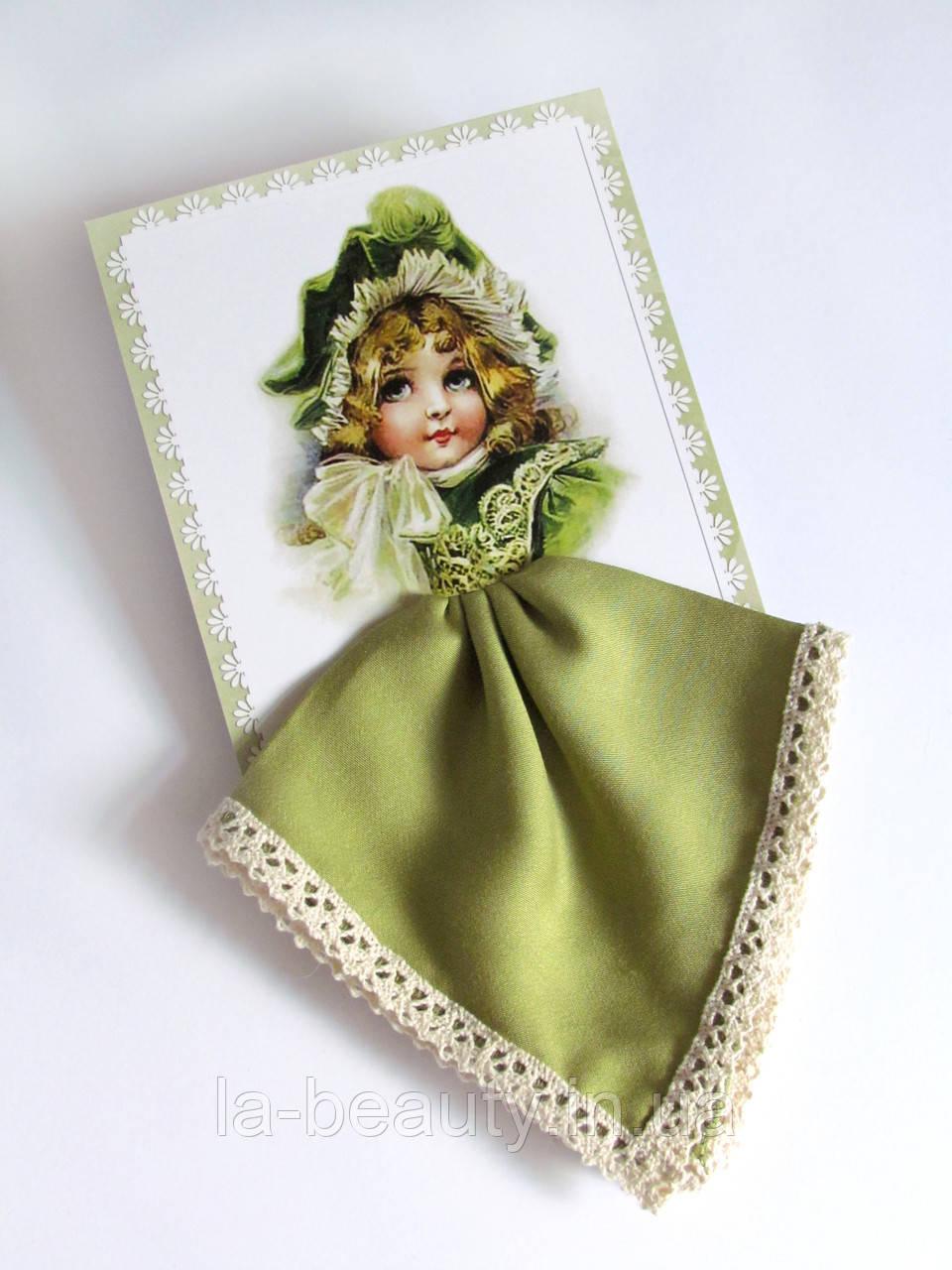 Про сша, платок открытка