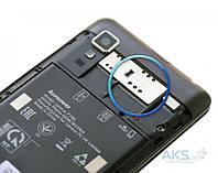 Замена слота Sim-карты Lenovo A7010 X3 Lite / Vibe K4 Note