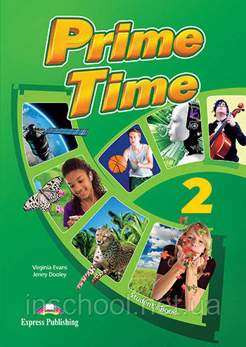PRIME TIME 2 STUDENTS BOOK INTERNATIONAL ISBN: 9781780984452