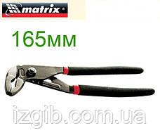 Клещи переставные Matrix 165 мм