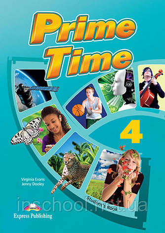 PRIME TIME 4 STUDENTS BOOK INTERNATIONAL ISBN: 9781471500213, фото 2