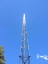 Мачта алюминиевая M440FL высота 12 метров, фото 3