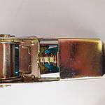 Скреп ременной с натяжным устройством (трещетка) 4 метра, фото 2