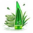 Гель успокаивающий и увлажняющий с алоэ HOLIKA Aloe 99% Soothing Gel 250 мл, фото 3