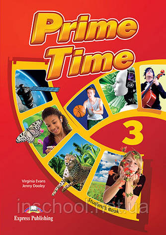 PRIME TIME 3 STUDENTS BOOK INTERNATIONAL ISBN: 9781780984483, фото 2