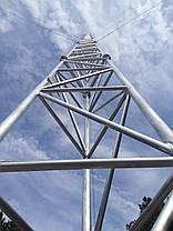 Мачта алюминиевая M440FL высота 24 метра, фото 3