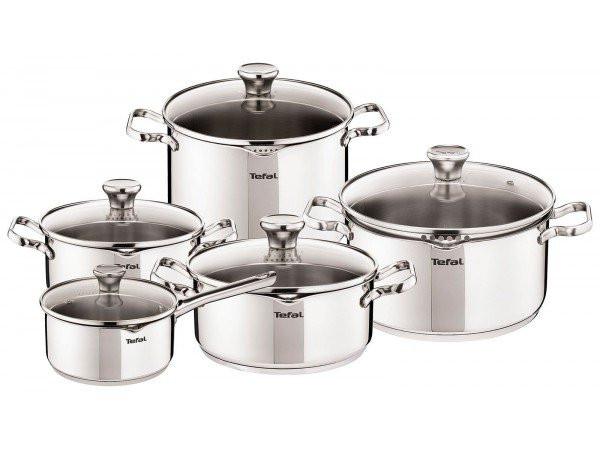 Набір посуду Tefal DUETTO A705SC85 з 10 предметів