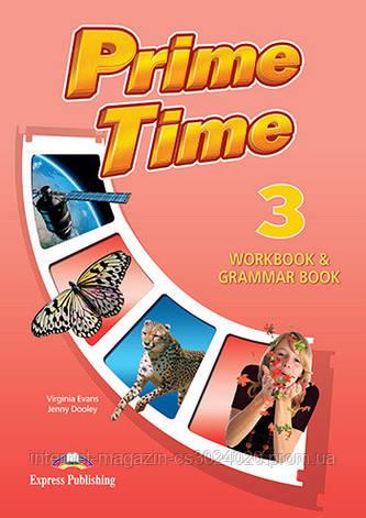 PRIME TIME 3 WORKBOOK & GRAMMAR BOOK ISBN: 9781780984490, фото 2