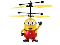 Игрушка-вертолет Летающий миньон Красная Звезда