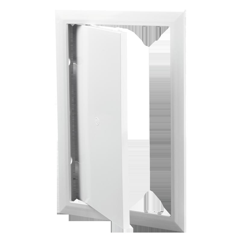 Ревизионная дверца Д 200*200 пластик АВС Вентс зеленый мрамор