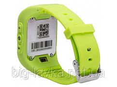 Дитячі годинник з GPS SQ50 трекером Зелений