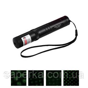 Фонарь-лазер зеленый 851, акк.16340, фото 2