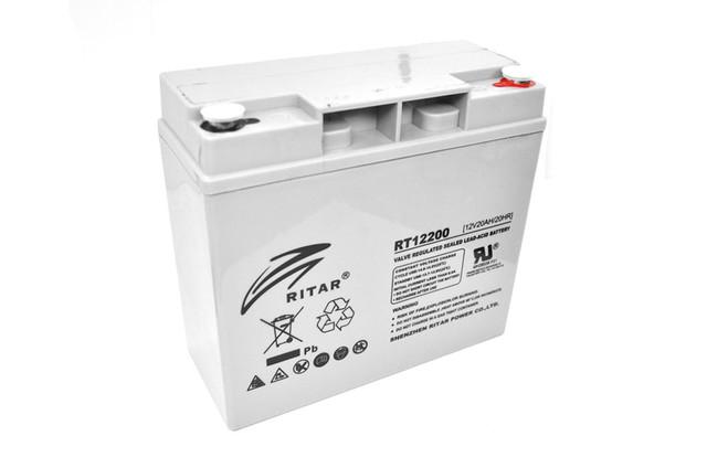 Аккумуляторы (АКБ) RITAR