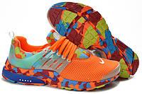 Яркие молодежные кроссовки Nike