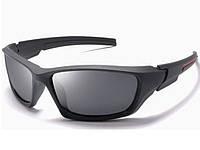 Сонцезахисні окуляри LongKeeper HD поляризовані  Чорний