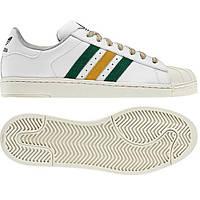 Женские кроссовки Adidas superstar 2 Lite белые Топ качество - Реплика р.(39)
