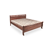 Кровать Евродом Флора 160*200 орех