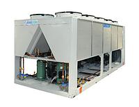 Воздухоохлаждаемый чиллер EMICON RAE 1001 U Kcдля наружной  установки многокомпрессорная