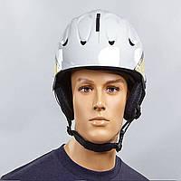 Шлем горнолыжный с механизмом регулировки MS-86W-L