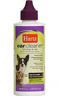 Лосьон для очищения ушей у собак и кошек Hartz Ear Cleaner