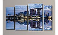 Модульная картина Сингапур 54х93 см (HAF-025)