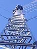 Мачта алюминиевая M440FL  высота 32 метра