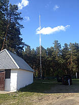 Мачта алюминиевая M440FL  высота 32 метра, фото 3