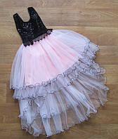 Детское пишное бальное платье Турция