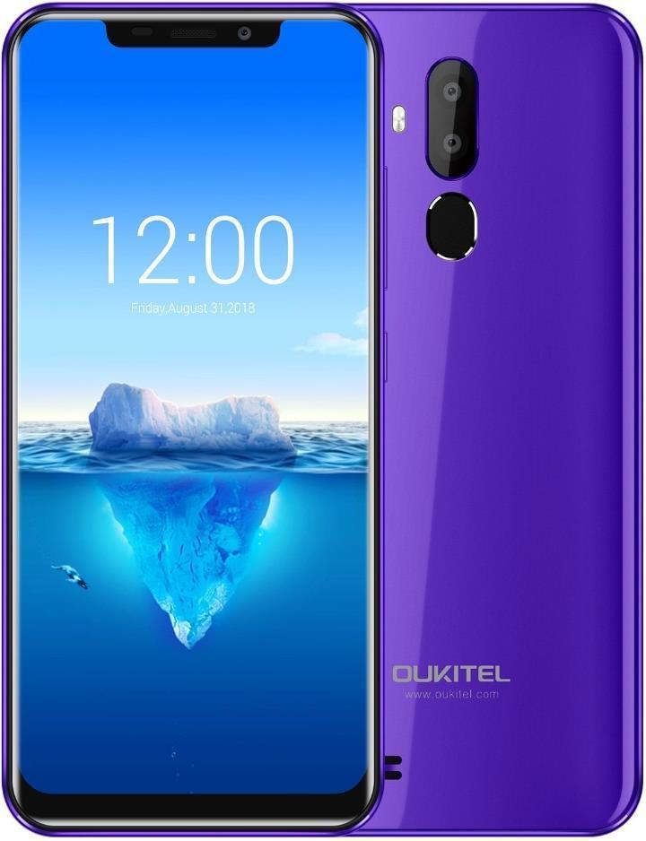 Oukitel C12   Фіолетовий   2/16Гб   Гарантія